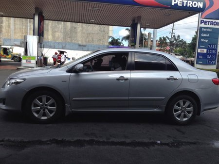 Sell Used 2010 Toyota Corolla Altis at 50000 km in Caloocan