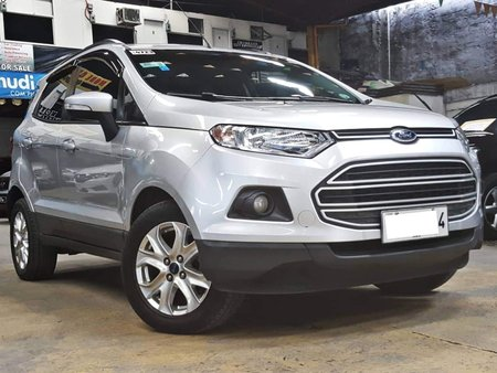 Used 2015 Ford Ecosport at 57000 km for sale in Quezon City