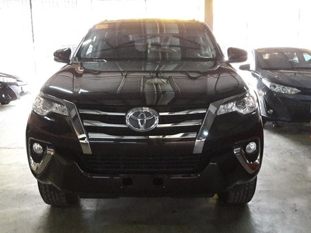 Used 2018 Toyota Fortuner Automatic Diesel for sale