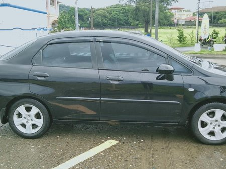 Selling Black Honda City 2006 at 86400 km in La Union