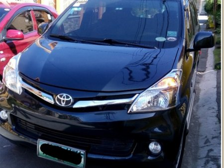 Selling 2nd Hand Toyota Avanza 2013 at 36000 km