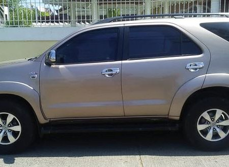 Selling 2nd Hand Toyota Fortuner 2007 Automatic Diesel in Cavite