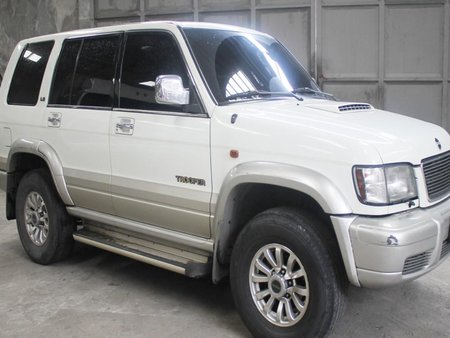 Selling 2nd Hand Isuzu Trooper 2003 in Antipolo