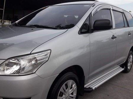 Toyota Innova 2016 Manual Diesel for sale in Lubao