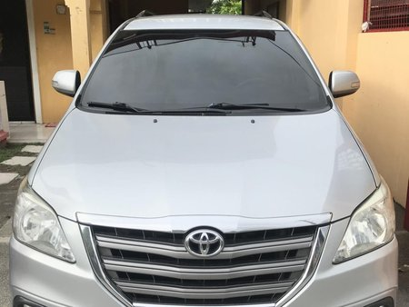 Used Toyota Innova 2015 Automatic Diesel for sale