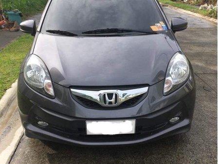Selling Used Honda Brio 2015 Automatic Gasoline