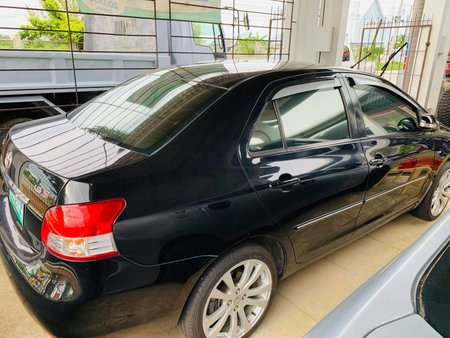 Black 2010 Toyota Vios at 60000 km for sale in Isabela