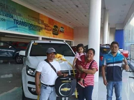 Brand New 2019 Chevrolet Colorado for sale in Las Pinas
