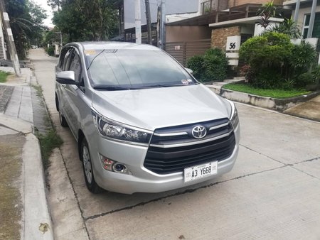 Sell Used Toyota Innova 2018 at 25000 km in Quezon City