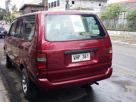 Selling Toyota Revo 1999 at 123000 km