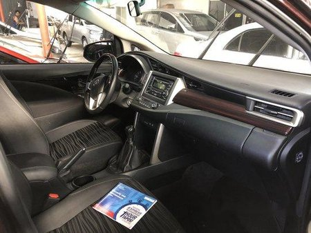 Selling Toyota Innova 2018 Manual Diesel