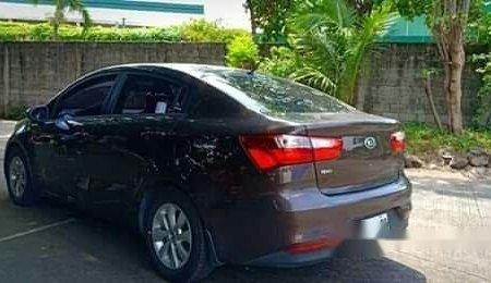Sell 2016 Kia Rio Manual Gasoline at 40000 km