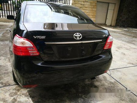 Sell Black 2012 Toyota Vios in Pasig