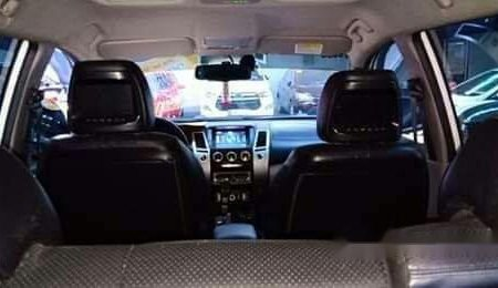 White Mitsubishi Montero Sport 2014 at 81000 km for sale