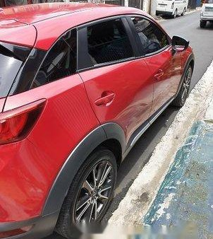Sell Red 2017 Mazda Cx-3 Automatic Gasoline at 12421 km
