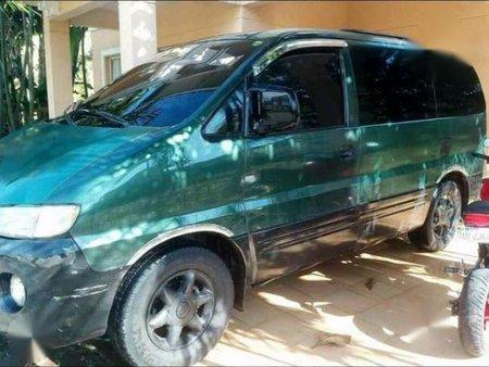 2007 Hyundai Starex for sale in Davao City