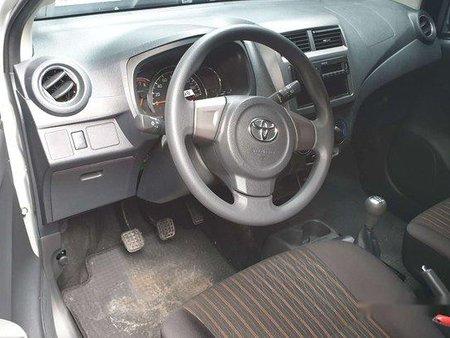 Selling Silver Toyota Wigo 2019 at 2800 km