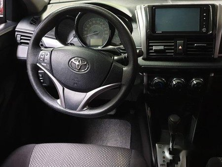 Selling Black Toyota Vios 2016 Automatic Gasoline at 15000 km