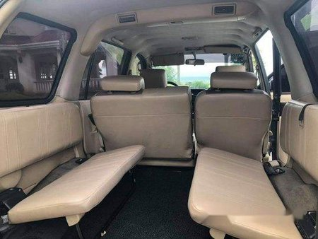Grey Isuzu Crosswind 2010 Manual Diesel for sale