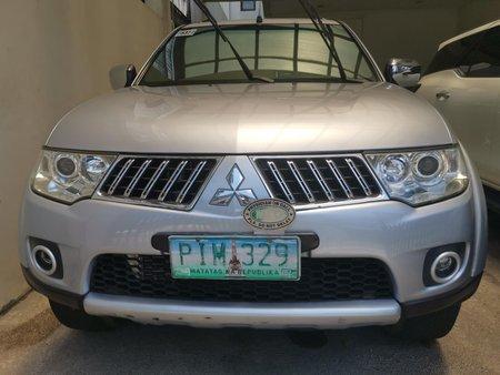 Used 2010 Mitsubishi Montero Sport Automatic Diesel for sale