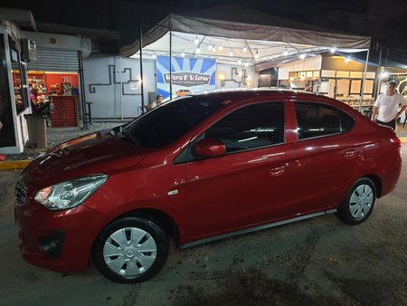 Selling 2nd Hand Mitsubishi Mirage G4 2015 Sedan at 24000 km