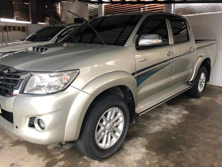 Sell Used Toyota Hilux 2014 Automatic Diesel