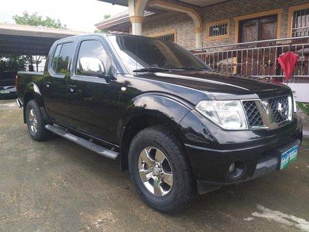 Selling Black Nissan Navara 2010 Truck in Bulacan
