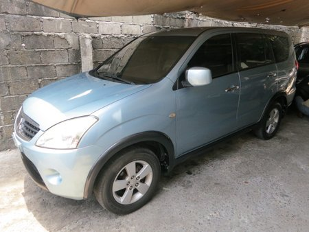 Blue 2009 Mitsubishi Fuzion Automatic Transmission for sale in Makati