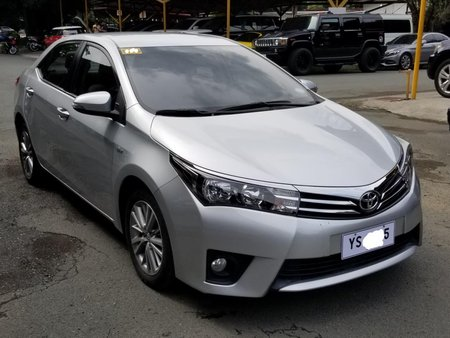 Sell 2nd Hand 2016 Toyota Altis at 16000 km in Pasig