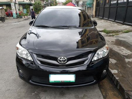 Sell Black 2011 Toyota Altis 1.6 V Automatic Transmission in Makati
