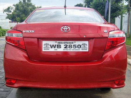 Selling Used Toyota Vios 2017 at 25000 km