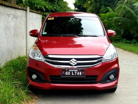 Sell Red 2018 Suzuki Ertiga Automatic in Lipa