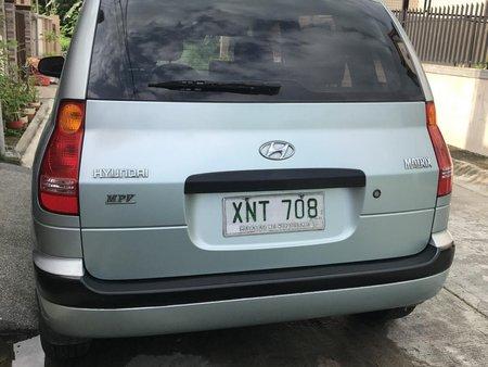 Selling Used Hyundai Matrix 2003 Automatic Gasoline