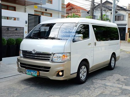 Selling Used 2014 Toyota Hiace Automatic Diesel