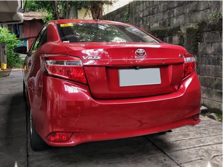 2015 Toyota Vios for sale in Quezon City