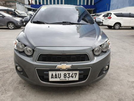 Selling Chevrolet Sonic 2014 Hatchback in Angeles