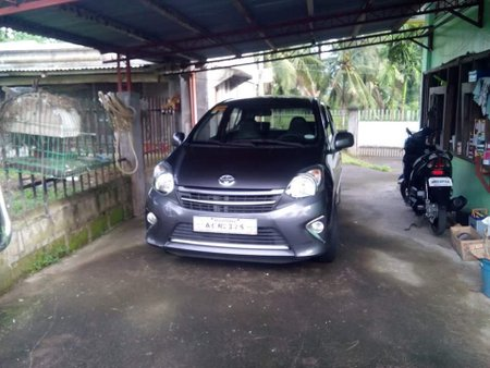 Selling 2nd Hand Toyota Wigo 2016 at 43000 km in Naga