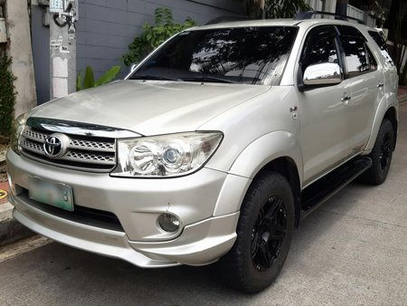 2011 Toyota Fortuner Automatic Diesel AT