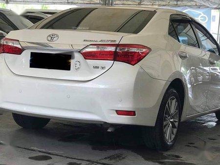 2014 Toyota Corolla Altis for sale in Manila