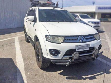 2015 Mitsubishi Montero Sport for sale in Mandaue