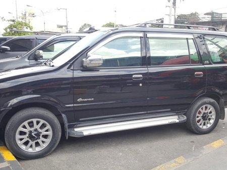 Black Isuzu Crosswind 2007 for sale in Bulacan