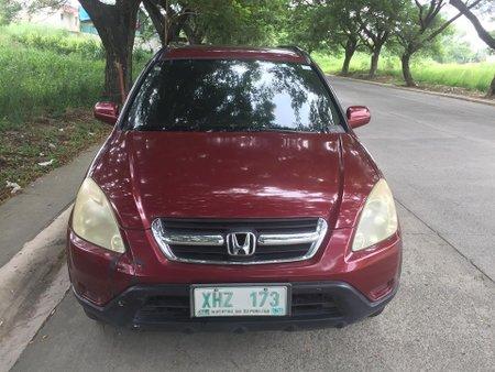 Red Honda Cr-V 2003 for sale in Cavite