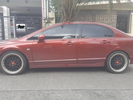 Selling Used Honda Civic 2006 at 56000 km in Quezon City