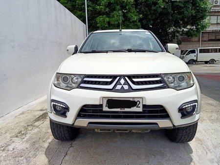 2015 Mitsubishi Montero Sport for sale in Mandaluyong