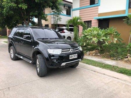 2014 Mitsubishi Montero for sale in Cebu