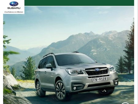 Brand New 2019 Subaru Forester for sale in Mandaluyong