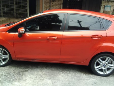 Selling Used Ford Fiesta 2011 Hatchback at 65000 km