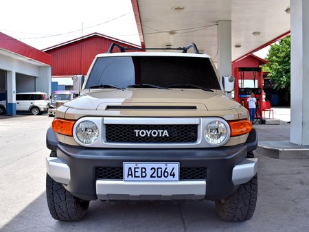 Sell Used 2016 Toyota Fj Cruiser Automatic Gasoline
