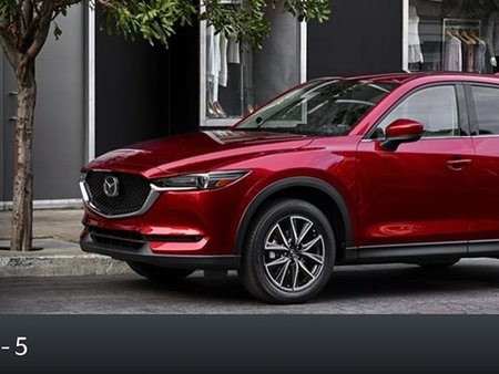 Sell Red 2019 Mazda Cx-5 in San Juan