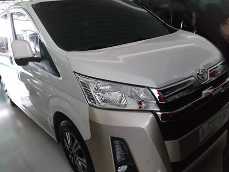 Brand New 2019 Toyota Hiace bulletproof levelb6 for sale in Quezon City